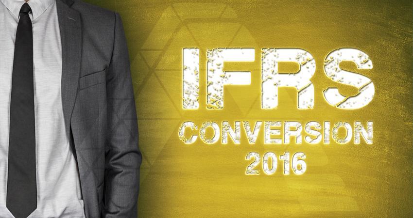 IFRS Conversion GGI