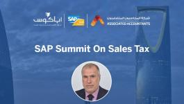Hasan Othman VAT Summit Sales Tax